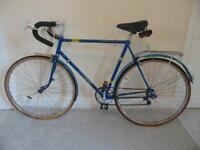 "Classic/Vintage/Retro Halfords Olympic 22.5"" Racing/Road Bike"