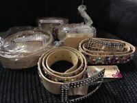 Ladies' Belts (New)