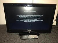 """22"""" LCD/DVD COMBI HD WITH BUILT IN FREEVIEW"""
