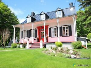 725 000$ - Gite touristique à Ile d'Orléans (St-Laurent)