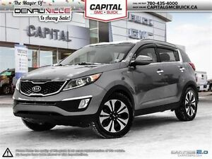 2011 Kia Sportage EX - Leather - Sunroof - Push Button Start - N