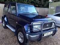 DAIHATSU FOURTRACK INDEPENDENT TDX 2.8 DIESEL.7 SEATER.