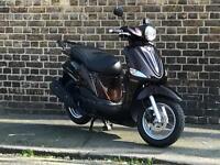 Yamaha delight Xc115s
