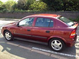 Vauxhall Astra 1.6 i 16v CD 5dr