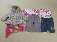 Girls bundle 6-9 months - Next, Mothercare and Cheroke and Bundle B