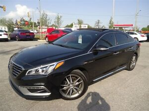 2015 Hyundai Sonata 2.0T ULTIMATE SPORT / NAV / LEATHER / ROOF