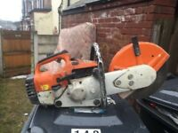 4 x Stihl TS400's and 2 x HUSQVARNA K760's Spares Or Repairs