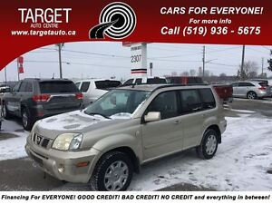 2006 Nissan X-Trail SE, 4X4, Drives Great and More !!!