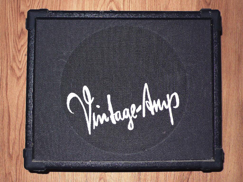 Boutique Vintage-Amp combo