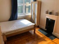 Extra large double bright double room for rent on Old Kent Road near Borough Tower Bridge City