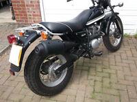Suzuki RV125 VanVan Motorbike