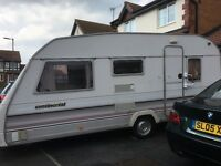 4 berth sprite continental