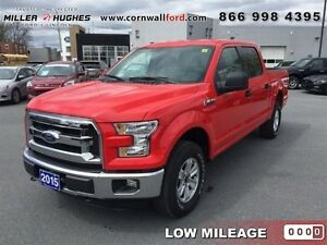 2015 Ford F-150 XLT  - Low Mileage