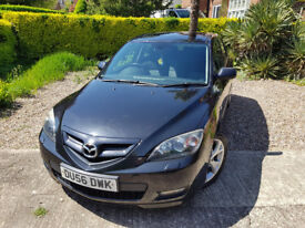 Mazda 3 Sport - long MOT, very good condition, new tyres, xenon lights, excellent drive