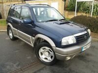 Grand Vitara 2.0 TD Estate 5dr 12 MONTH MOT/FULL SERVICE HISTORY