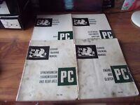 Vauxhall Service Training Manuals PC