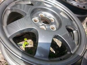 """265$ , 4 MAGS 16"""" TOYOTA 5X100mm"""