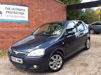 Vauxhall Corsa 1.2 i 16v SXi 5dr GENUINE WARRANTED LOW MILEAGE