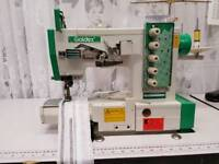 Goldex 2/3 Needle Top & Bottom Coverstitch Industrial Sewing Machine