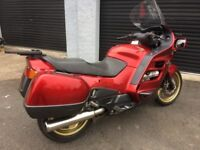 Pan European ST1100 1995 1 year MOT, just serviced, PMO, 69,253 mls. Excellent condition