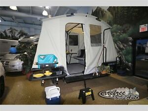 2016 Jumping Jack Original Series 6x8 Camping Utility Trailer