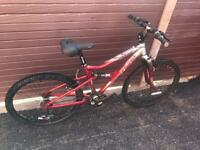Apollo FS26 mountain bike for adults