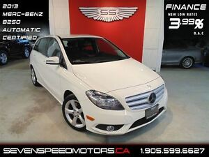 2013 Mercedes-Benz B-Class B250|BACK UP CAMERA| $116 BW|1YR FREE