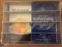 Silverwood Battenberg Cake Pan