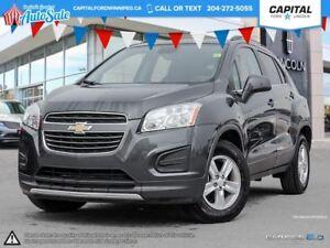 2016 Chevrolet Trax LT **Remote Start-Reverse Camera-Bluetooth**