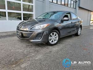 2011 Mazda MAZDA3 GS Sedan! Easy Approvals!