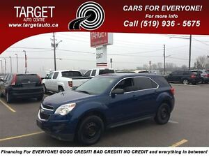 2010 Chevrolet Equinox LS Low kms and More !!!!