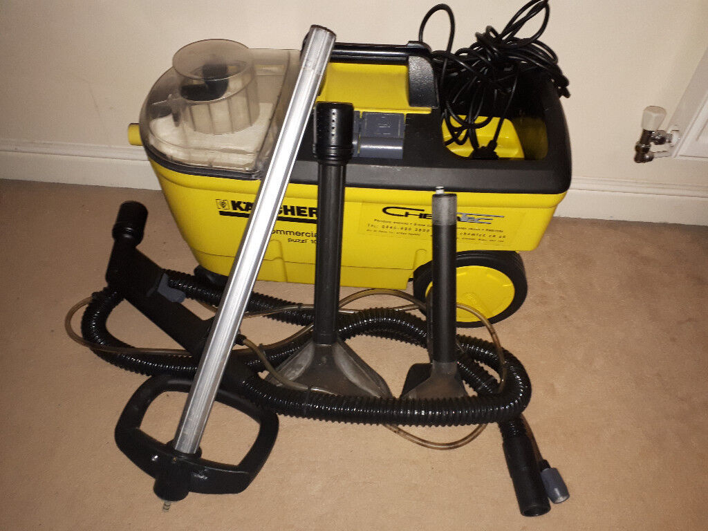 Karcher Commercial Puzzi 100 Carpet Upholstery Cleaning