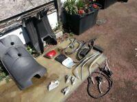 piaggio vespa LX50 parts spares