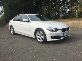 2012 BMW 2.0 320D Sport 4dr (start/stop) FBMWSH immaculate