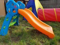 Childrens slide, like new