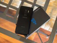 S9 plus black sim free