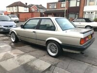 Bmw e30 manual coupe 318 full service history cam belt done ✅ water pump ✅ 12 months mot ✅