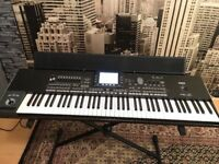 Korg pa3x 76keys professional arranger with Korg sound bar