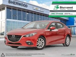 2014 Mazda MAZDA3 GS-SKY One Owner PST PAID!!