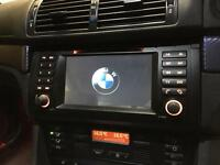 Android head unit BMW e39