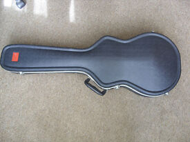 Stagg hard case for les paul, gretsch, wilkat etc