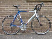 Trek 1400 road bike 60cm. Full 105. Carbon fork/seatpost. Stunning condition.