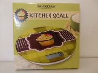NEW Digital Kitchen Scales - Cup Cake Design - New and unused