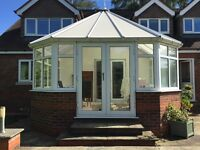 Large conservatory (buyer to dismantle)
