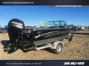 2017 lund boat co 1800 TYEE