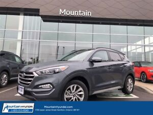 2018 Hyundai Tucson SE AWD | LEATHER | SUNROOF | BACKUP CAMERA