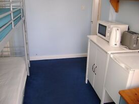 Single room, new decor incl kitchenette, OSP, near Wembley Pk Tube and ASDA, £360pm.