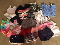 Bundle of Girls Clothes age 18-36months