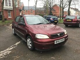 Vauxhall astra automatic (spare or repair )