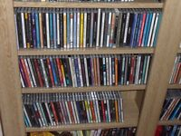Over 410 CD's - Job Lot - Albums & Singles - Excellent Condition
